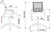 Кресло компьютерное CH-695