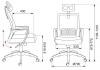 Кресло MC-201-H