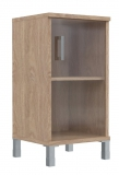 Шкаф со стеклом B 411.5 (L/R)