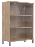 Шкаф со стеклом B 420.8