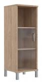 Шкаф со стеклом B 421.5 L/R