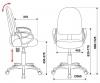Кресло CH-1300