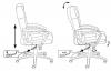 Кресло T-9908 AXSN-AB