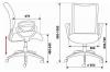 Кресло компьютерное CH-599