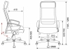Кресло T-995HOME