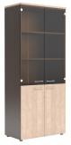 Шкаф со стеклом XHC 85.2